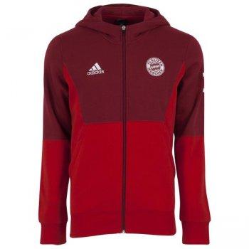 Adidas FC Bayern 15/16 Full Zip Hoodie AA6851