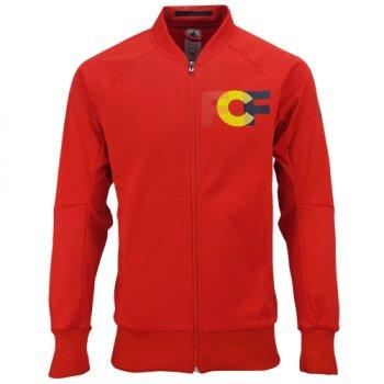 Adidas National Team 2016 Colombia Anthem Jacket AI4530