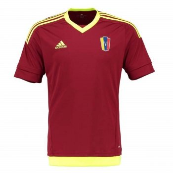Adidas National Team 2015 Venezuela (H) S/S S08905