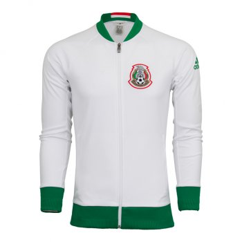 Adidas National Team 2016 Mexico Anthem Jacket AI4526
