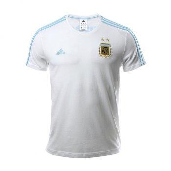 Adidas Natioal Team 2016 Argentina Messi Tee AI4359