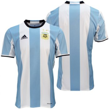 Adidas National Team 2016 Argentina (H) S/S Jersey AH5144