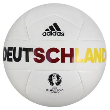 Adidas Euro 2016 Germany Football Size:5 AC5457
