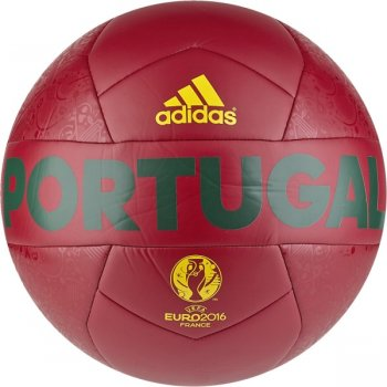Adidas Euro 2016 Portugal Football Size:5 AC5460