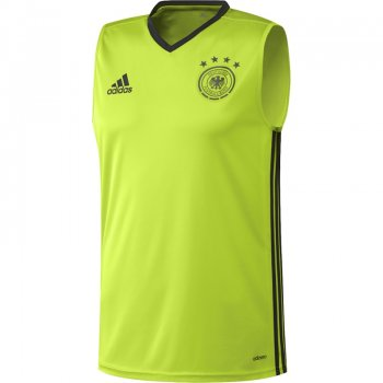 Adidas National Team 2016 Germany Vest Training Jersey AC6567