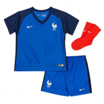 Nike National Team 2016 France (H) Baby Kit 724570-439