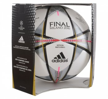 Adidas Champions League Final Milano 2016 Official Match Ball Size:5 AC5487