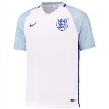 Nike National Team Euro 2016 England (H) S/S Jersey 724610-100