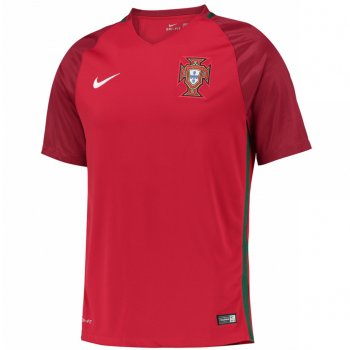 Nike National Team Euro 2016 Portugal (H) S/S Jersey 724620-687