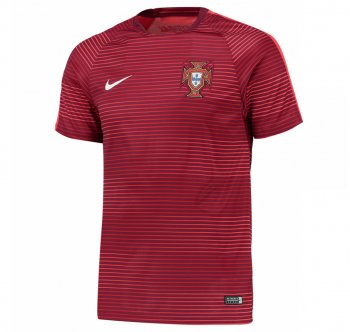 Nike National Team 2016 Portugal Flash Pre-Match Jersey 725331-632