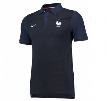Nike National Team 2016 France Authentic Slim Polo 727860-421