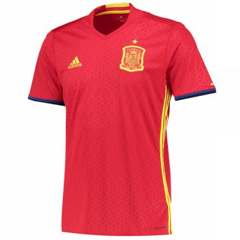 Adidas National Team Euro 2016 Spain (H) S/S AI4411