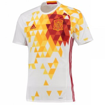 Adidas National Team Euro 2016 Spain (A) S/S AA0830