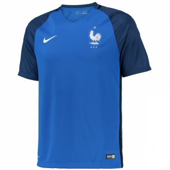 Nike National Team Euro 2016 France (H) S/S Jersey 724615-439