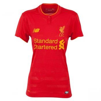 New Balance Liverpool 16/17 (H) Women S/S WT630001