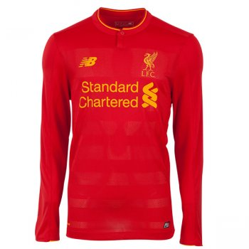 New Balance Liverpool 16/17 (H) L/S MT630002