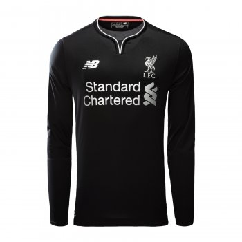New Balance Liverpool 16/17 (A) L/S MT630008