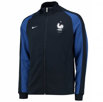 Nike National Team 2016 France Authentic N98 Track Jacket 727854-421