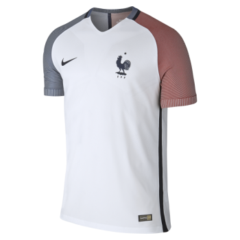 Nike National Team Euro 2016 France (A) Vapor Match S/S Jersey 724613-100