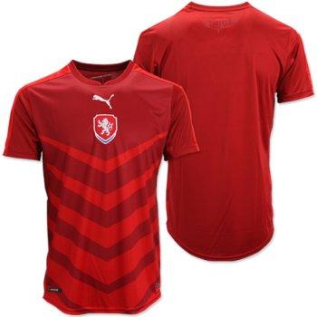 Puma National Team Euro 2016 Czech Republic (H) S/S 748737-01