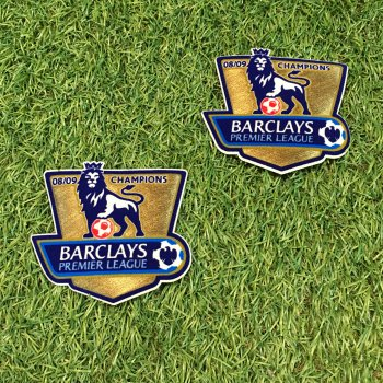 2008/09 BPL Champions Badge (Manchester United)
