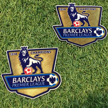 2013/14 BPL Champions Badge (Manchester City)