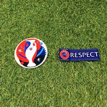 UEFA EURO 2016 Badge