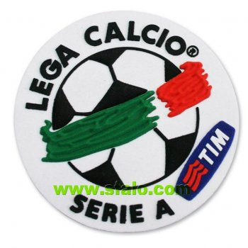 Lega Calcio 2009 Badge