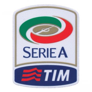 Serie A 15/16 Badge