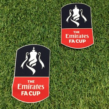 Emirates 2015 FA Cup Badge
