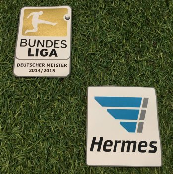 Bundesliga 14/15 Champion Badge