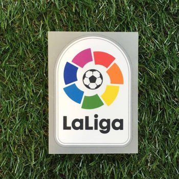 Official La Liga 16/18 Badge