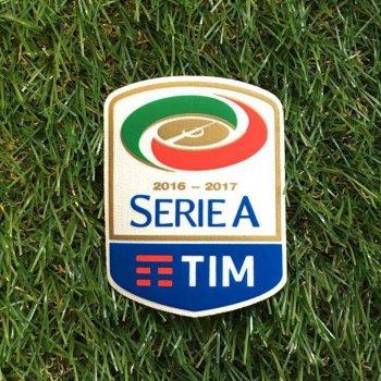 Serie A 16/17 Badge