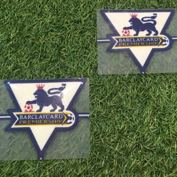 EPL 03/04 STANDARD PLAYER BADGE 2PCS