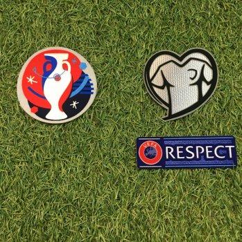 UEFA EURO 2016 Badge (QUALIFIRE)