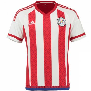 Adidas National Team 2016 Paraguay (H) S/S AP7836