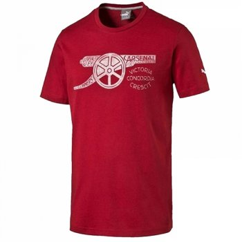 Puma Arsenal 16/17 Graphic Cannon Tee  750446-02