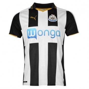 Puma Newcastle United 16/17 (H) S/S 750012-01