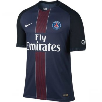 Nike PSG 16/17 (H) Player S/S 776926-410