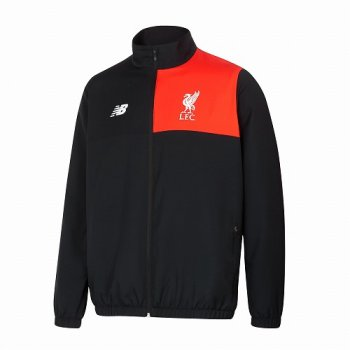 New Balance Liverpool 16/17 Training Jacket MJ630004 BLK