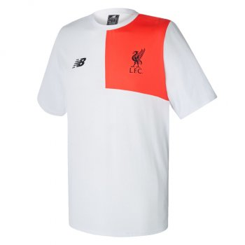 New Balance Liverpool 16/17 Training Tee MT630022 WHT