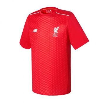 New Balance Liverpool 16/17 Elite Pre-Match Training Shirt MT630024 HRD