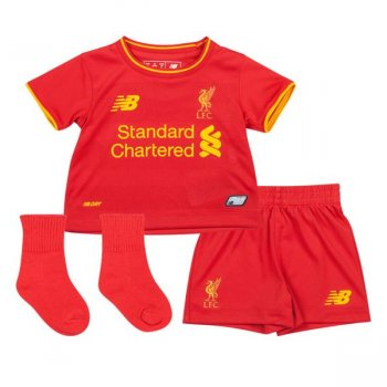 New Balance Liverpool 16/17 (H) Baby Kit BY630001
