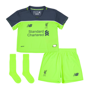New Balance Liverpool 16/17 (3RD) Infant Kit IY630005