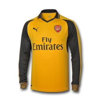 Puma Arsenal 16/17 (A) L/S With Club Nameset 749715-03
