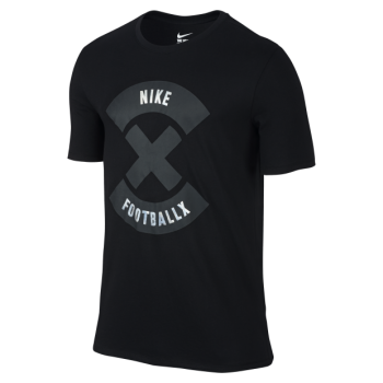 Nike Football X Logo Tee BLK 805582-010