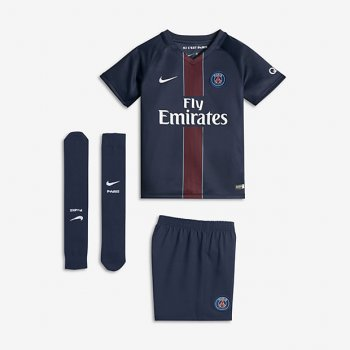 Nike PSG 16/17 (H) Little Boys Mini Kit 776745-411