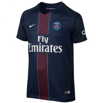 Nike PSG 16/17 (H) S/S Youth Stadium Jersey 777068-411