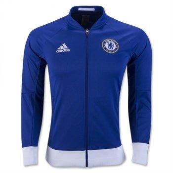 Adidas Chelsea 16/17 ANTH Jacket BLU AP1550
