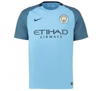 Nike Manchester City 16/17 (H) S/S Youth 777059-489